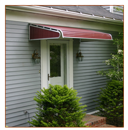 2500MainPic 2500w Series Door Canopy With Sidewings 1