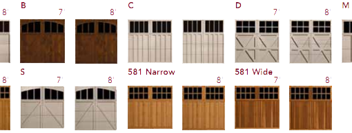 Durafirm Collection Garage Doors Overhead Door