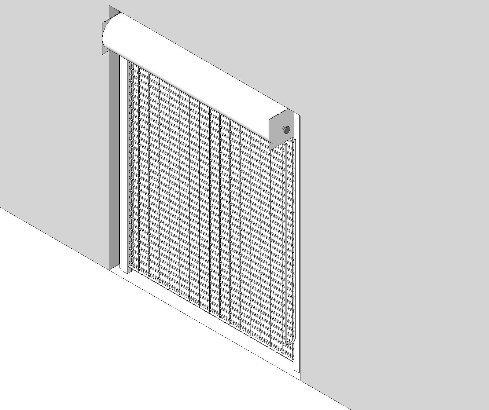 Security Grilles | Overhead Door