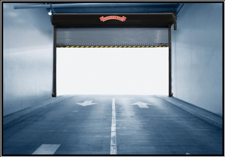 1050 #9D3F2E Rolling Steel Doors Overhead Door save image Steel Overhead Doors 38071500