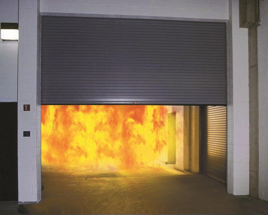 Fire Rated Doors Overhead Door