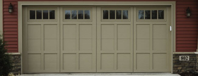 Courtyard Garage Doors 161b White. Add To Wishlist