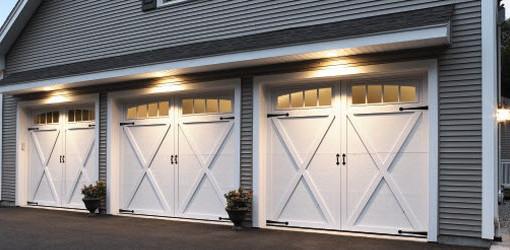 courtyard garage door 377t