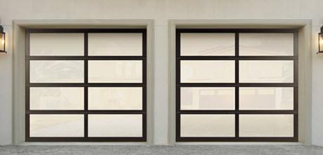 Garage Door Model 8850