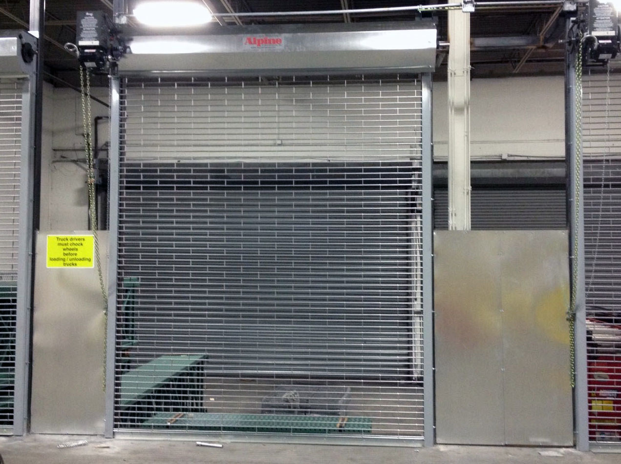 Security Grilles Overhead Door