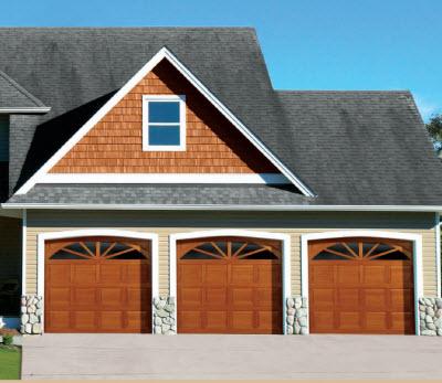 Traditional Wood Collection Garage Doors Overhead Door