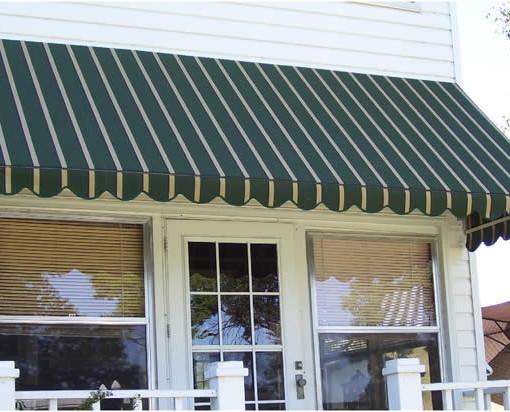 4300 Fabric Window Awnings Overhead Door