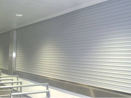 Counter Security Shutters Overhead Door