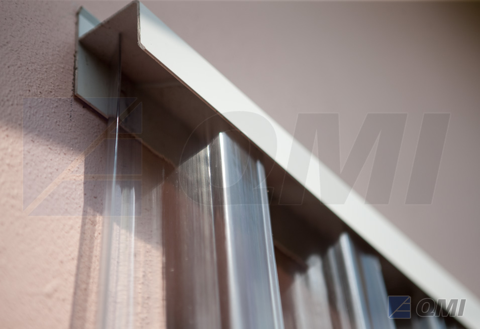 Stormsafe Clear Storm Window Panels Overhead Door