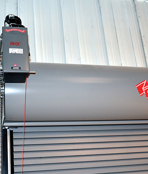Rhx 174 Heavy Duty Commercial Operator Overhead Door