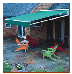 awning patio